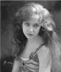 One of the inspirations for Grace Michelle - Doris Eaton Travis, Ziegfeld star